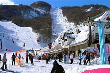 ski centar mavrov